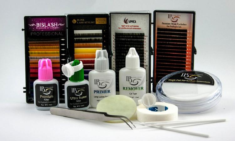 Материалы для ресниц