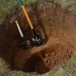 Сколько стоит выкопать вручную куб земли