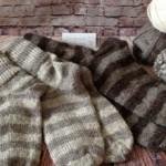 Носки ручной работы: сколько стоят и способы вязания