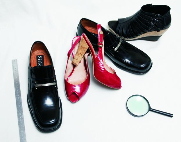 Обувь на экмпертизе
