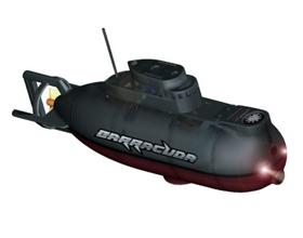 Сколько стоит радиоуправляемая подводная лодка на пульте управления