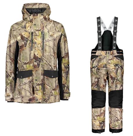 Камуфляжный костюм ALASKA Tundra II Blind Max — цена 29 000 рублей