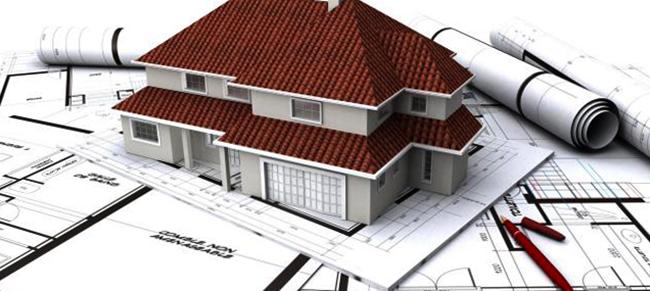 Частный дом и чертежи