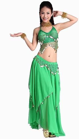Зеленый костюм