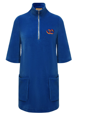 Хлопковое платье — цена 88 000 рублей