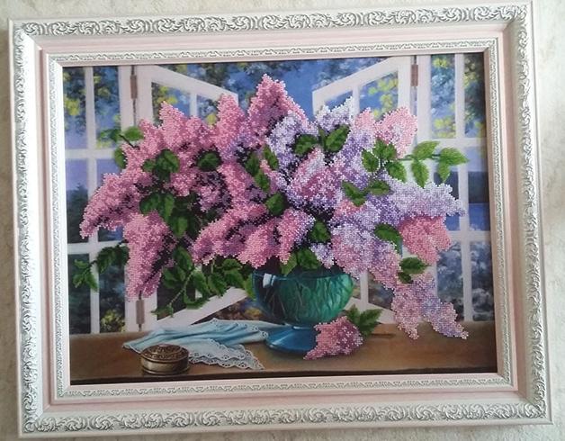 Картина - цветы