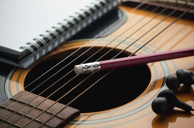 Написание песни