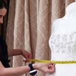 Сколько в среднем стоит пошить платье в ателье?