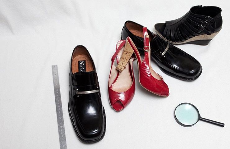 Проверка качества обуви