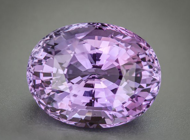 Сапфир пурпурный, цена — 11125-22250 руб. за карат