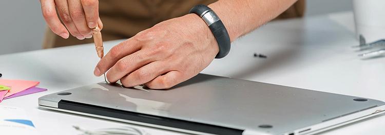 Разбор ноутбука