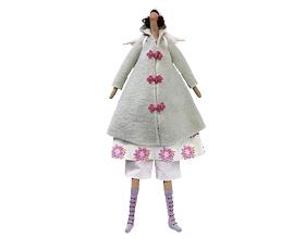 Сколько в среднем стоит кукла Тильда ручной работы?