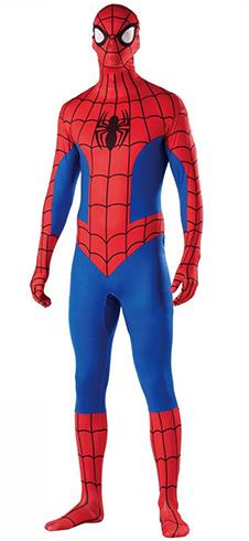 Взрослый человек паук