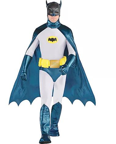 Костюм Бэтмена для взрослого