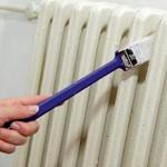Сколько в среднем стоит покрасить чугунную батарею?