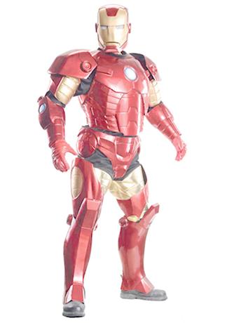 Взрослый deluxe костюм за 135 000 руб.