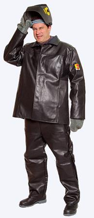 Кожаный костюм