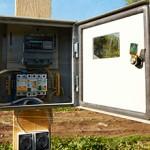 Сколько стоит поставить электрический столб на участке