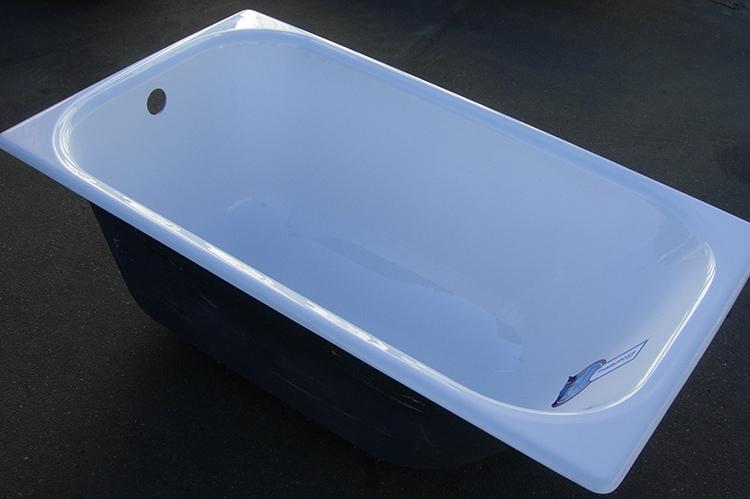 Ванна с эмалью