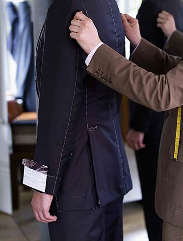 Замеры пиджака