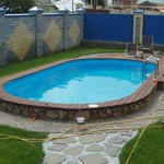 Сколько стоит построить бассейн на участке — примерные цены