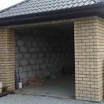 Сколько стоит построить гараж из кирпича — средние цены