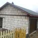 Сколько стоит построить гараж из пеноблоков: особенности и цены