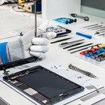 Сколько в среднем стоит ремонт экрана планшета