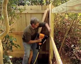 Сколько стоит построить забор из дерева
