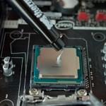 Сколько в среднем стоит замена термопасты на процессоре?