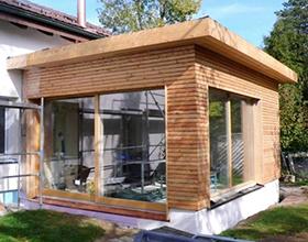 Сколько стоит построить пристройку к дому