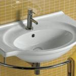 Сколько стоит установить раковину в ванной и от чего зависит цена?