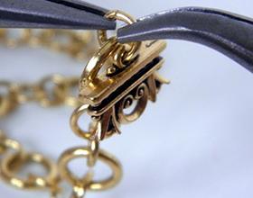 Сколько в среднем стоит отремонтировать золотую цепочку