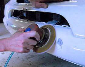 Сколько в среднем стоит отремонтировать бампер