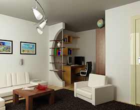 Сколько в среднем стоит ремонт однокомнатной квартиры?