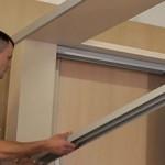 Сколько в среднем стоит собрать шкаф и от чего зависит стоимость?