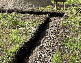 Сколько стоит выкопать фундамент