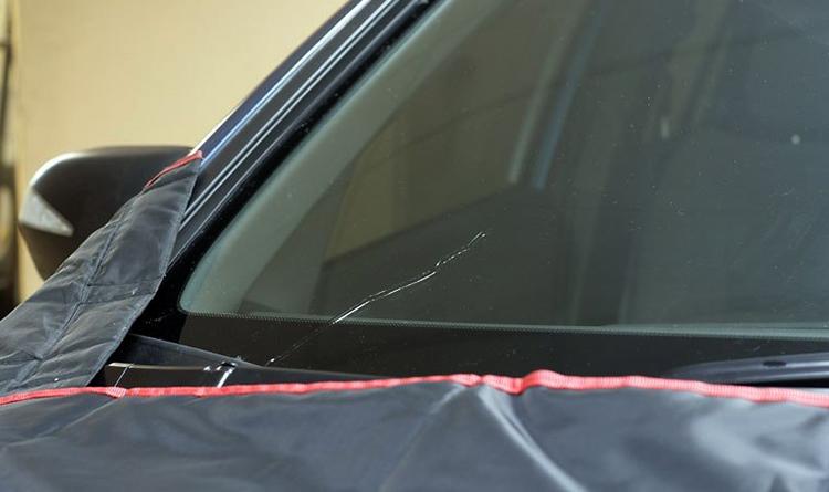 Ремонт лобового стекла на машине