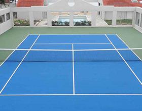 Сколько стоит построить теннисный корт