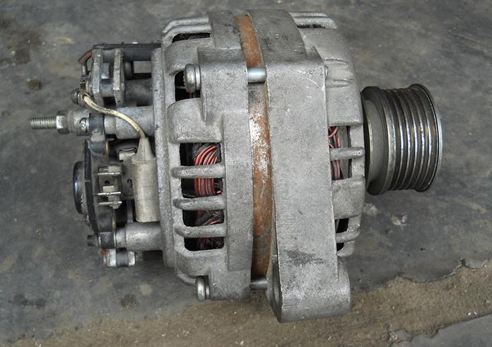 Б/у генератор