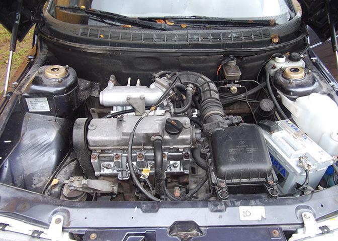 Двигатель на ВАЗ 2110