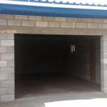 Сколько стоит построить гараж из шлакоблока и от чего зависит цена