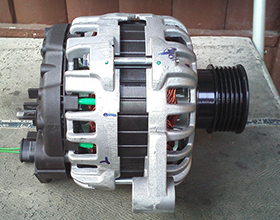 Сколько стоит новый генератор на Приору — примерные цены