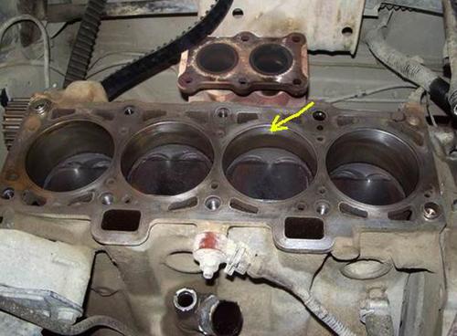 Как выглядит ремонт двигателя
