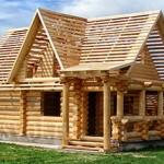 Сколько в среднем стоит построить деревянный дом под ключ