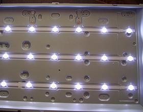 Сколько в среднем стоит ремонт подсветки на телевизоре lg
