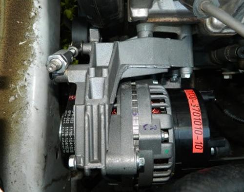 Новый генератор на гранту
