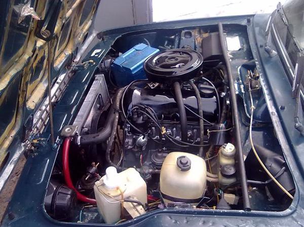 Перед ремонтом двигателя