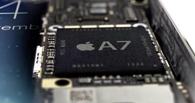 Новый процессор на iPhone 5s