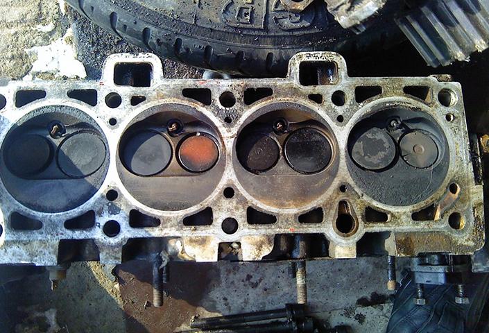Ремонт двигателя ВАЗ-2110